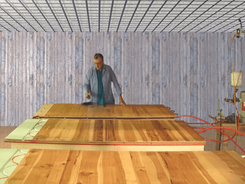 Best Wood Floors Over Radiant Heat